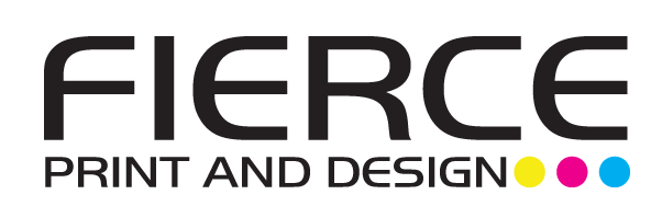 Fierce Print and Design Logo